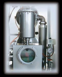 Maschine für die professionelle chemische Textilreinigung
