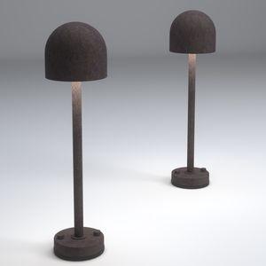 Garten-Leuchtpoller / modern / Aluminium / LED