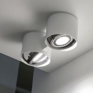 Deckenstrahler / Innenraum / LED / rund