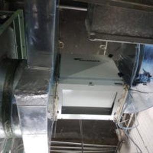 elektrostatischer Luftreiniger