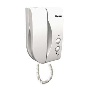 Audio-Türsprechanlage / telefonbedienbar / IP / Innenraum / weiß