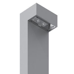 moderner Leuchtpoller / PMMA / LED / IP66