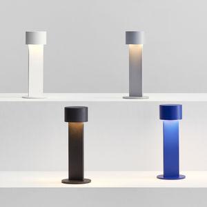 tragbare Lampe / minimalistisch / Aluminium / dimmbar