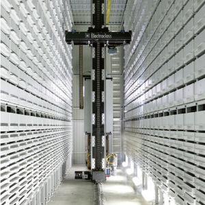 Regalsystem für Lagerung