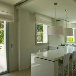 Dreh-Kippfenster / zum Kippen / Flügel / Aluminium