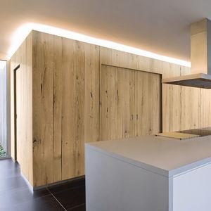 Massivholzplatte für Bauanwendungen