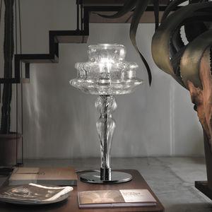 Tischlampe / klassisch / Muranoglas / Innenraum