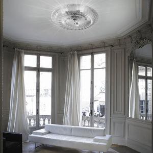 klassische Deckenleuchte / rund / Muranoglas / LED