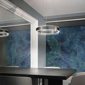 Hängelampe / modern / Kristall / LED