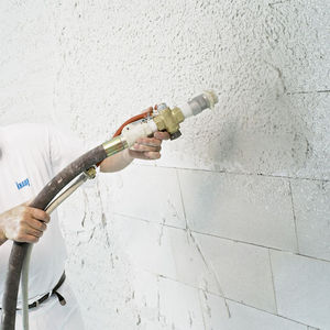 Glättputz / isolierend / Innenbereich / für Innenwand
