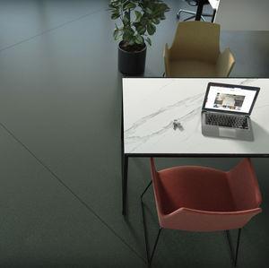 Verbundwerkstoff-Bodenbelag / Innenbereich / für Büro / für öffentliche Bereiche