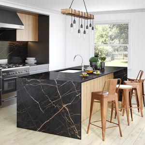 Arbeitsplatte aus Dekton® / für Küchen / hitzebeständig / fleckenabweisend
