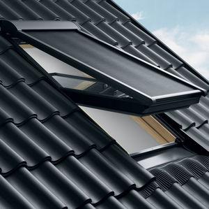 Leinen-Rollos / Außenbereich / für Dachfenster