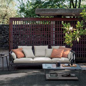 Außenbereich-Sofa