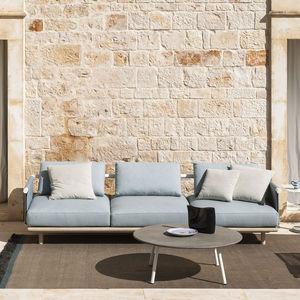 Gartensofa / modular / modern / Innenbereich