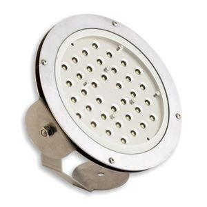 orientierbare Leuchte / für Bodeneinbau / LED / rund
