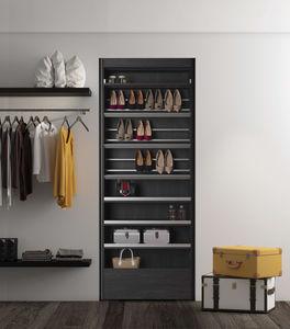 moderner Schuhschrank