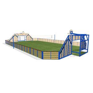 Multisportplatz für öffentliche Anlagen