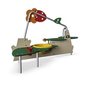 Spielplatzgerät für öffentliche Einrichtungen