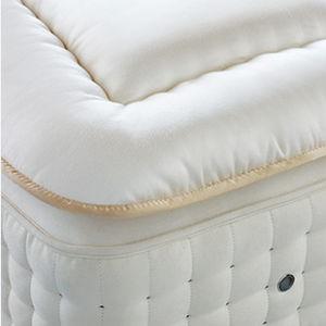 Wolle-Matratzenauflage