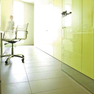 Innenraum-Fliesen / für Fußböden / Feinsteinzeug / uni