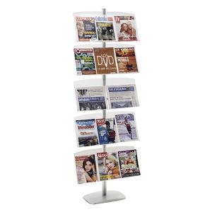 moderner Zeitschriftenständer