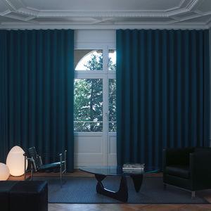 Vorhangschiene mit manueller Bedienung / für drapierte Vorhänge / Objektmöbel / Privatgebrauch
