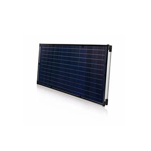 planer Solarkollektor / zum Erhitzen von Wasser / aus entspiegeltem Glas / isolierend