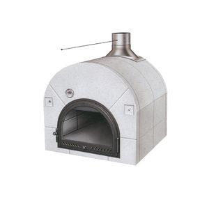 Pizzaofen für Privatgebrauch / Holz / Einbau