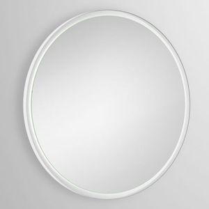 wandmontierter Spiegel für Badezimmer