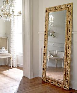 Standspiegel / Stil / rechteckig / Holz