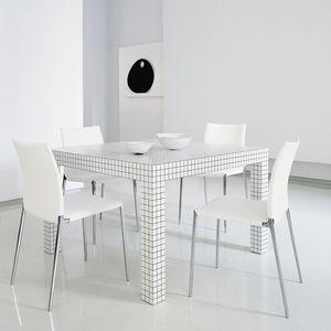 Tisch / Pop Design / Laminat / Kunststoff / rechteckig