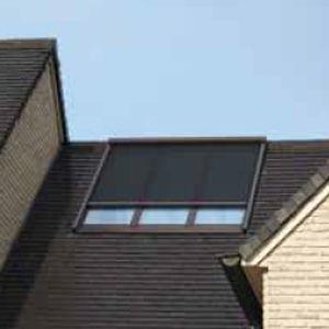 Rollos für Dachfenster / Stoff / Außenbereich / Verdunkelung