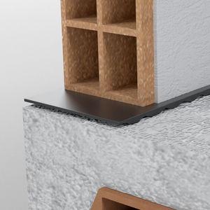 Isolierung zur Schalldämmung / Gummi / Elastomer / für Böden