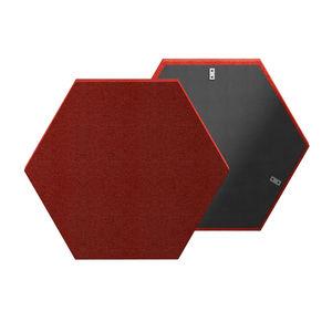 Schallschluckplatte für Decken / wandmontiert / Trevira CS® / aus Polyesterfasern