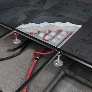 Metall-Doppelboden