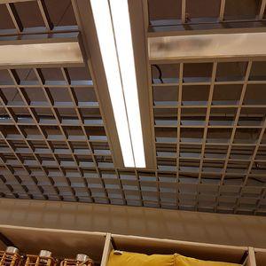 Abgehängte Decke / Aluminium