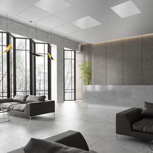 Stahl-Befestigungssystem / für Decken / Innenbereich