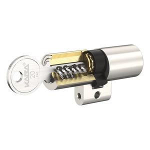 Zylinder-Sicherheits-Türschloss / Hochsicherheit / mit Schlüssel