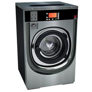 Frontlader-Waschschleudermaschine / bodenstehend / Münz / für professionellen Einsatz