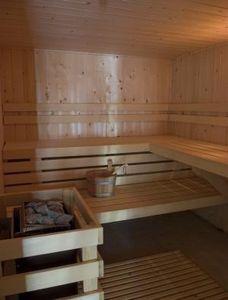 Sauna für Privatgebrauch