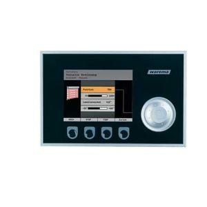 Bedientastatur für Zugangskontrolle / für Hausautomationssystem / für Innenbeleuchtung / für Heizsystem