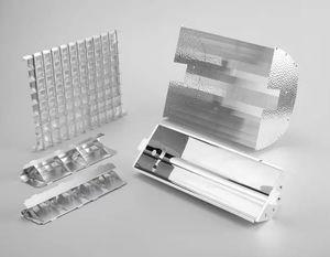 Aluminium-Reflektor
