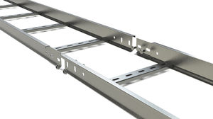 Aluminium-Kabelleiter