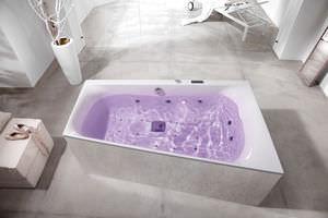 Hydromassagesystem für Badewanne