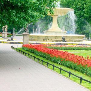 Garten-Randstein