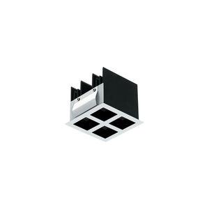 LED-Downlight / quadratisch / Aluminium / Stahl