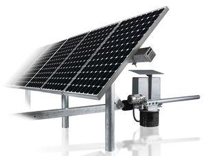 einachsiger Solartracker