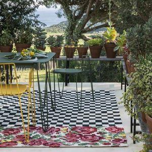 Außenbereich-Teppich