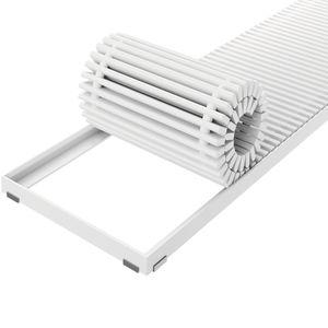 Polyester-Gitterrost / für Pool / rutschfest / mit Sicherheitsvorrichtung